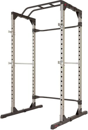 Limited Stock New!! Power Cägë Squat Rack Only Weight Lifting Gym Equipment for Sale in Montclair, CA