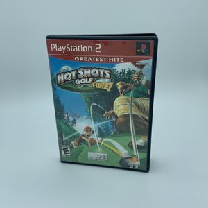 Hot Shots Golf Fore (Greatest Hits) Ps2 for Sale in Bakersfield, CA