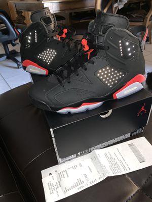 Jordan retro 6 Infared for Sale in Doral, FL