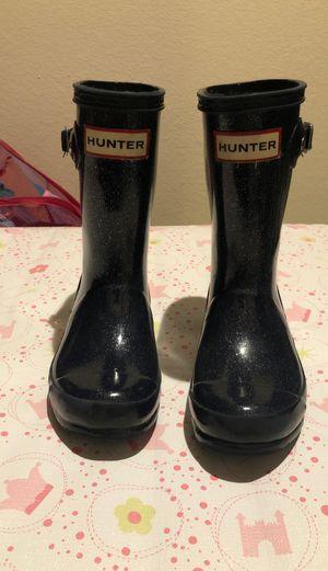 Hunter Rain boots girls for Sale in Chula Vista, CA