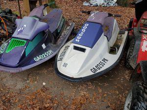Seadoo sp&xp waverunners for Sale in Covington, GA