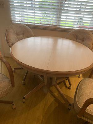 Kitchen table set for Sale in Boca Raton, FL