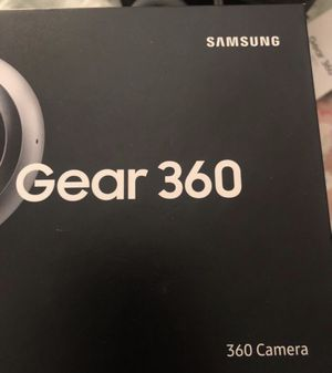 Gear 360 camera for Sale in Laveen Village, AZ