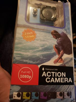 Underwater hd camera for Sale in Woodburn, OR