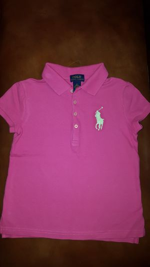 Girl's Ralph Lauren Polo Shirt ( Big Pony) for Sale in Dallas, TX