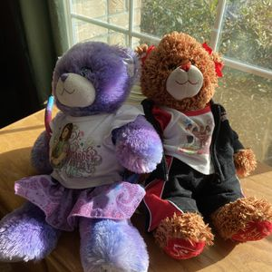 Wizards Of Waverly Place & High School Musical Bear for Sale in Sacramento, CA