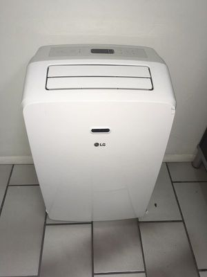 Air Conditioner Portable Aire Acondicionado LG 10,000 BTU for Sale in Miami, FL
