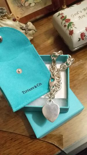Tiffany Bracelet ~ Never Worn for Sale in New Milford, CT
