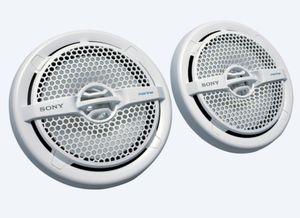 2 marine Sony speakers. for Sale in Dallas, TX