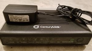 CenturyLink modem/router for Sale in Vancouver, WA