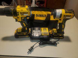 Hammer drill impact drill 2 pilas y cargaror nuevos for Sale in Dallas, TX
