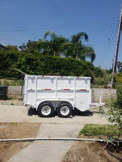 2004 Apache dump trailer for Sale in La Puente,  CA
