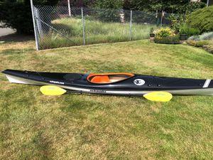 NC kayak - used twice for Sale in Puyallup, WA
