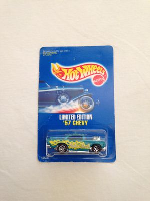 """HotWheels Limited Edition """"57 Chevy"""" This Series Made In Year 1993 New for Sale in Reedley, CA"""
