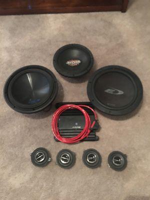 Car Audio for Sale in Franklin, TN