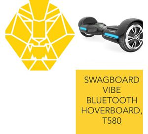Sawgtron T580 Bluetooth hoverboard for Sale in Tomball, TX