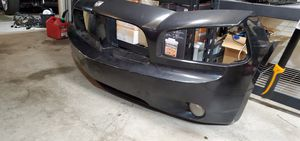 2006-10 dodge charger front bumper for Sale in Modesto, CA