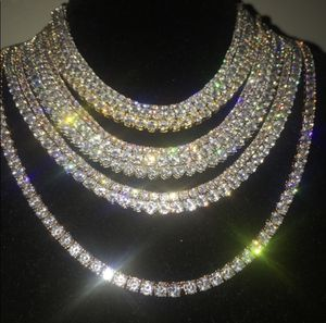 Gold Tennis chain 5mm for Sale in Freehold, NJ