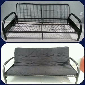 Convertible bed with futon for Sale in Fort Washington, MD