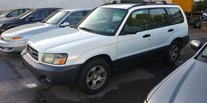 Subaru Forester 2.5X for Sale in Mahanoy City, PA