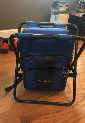 Samsonite cooler/backpack/chair for Sale in Camden, NJ