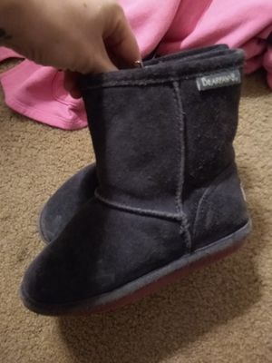 Girls bearpaw boots size 12 for Sale in Aurora, CO