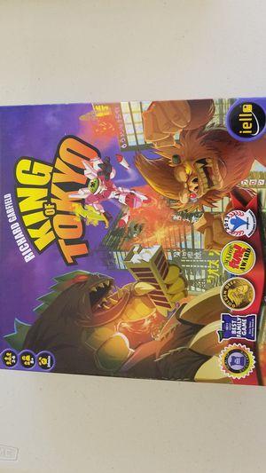 King of Tokyo board game for Sale in Denver, CO