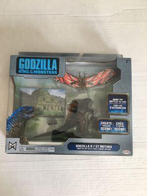 Godzilla figurine Godzilla toy Godzilla King of monsters for Sale in La Habra Heights, CA