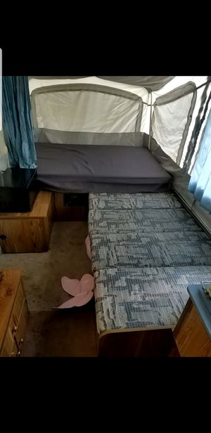 1994 coleman pop up tent trailer for Sale in Tacoma, WA