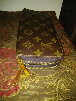 Authentic LV wallet for Sale in Bladensburg, MD