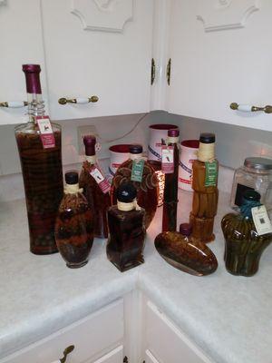 Decor bottels for Sale in West Jordan, UT