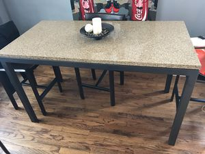 High top Room & Board Dinning table for Sale in Chicago, IL