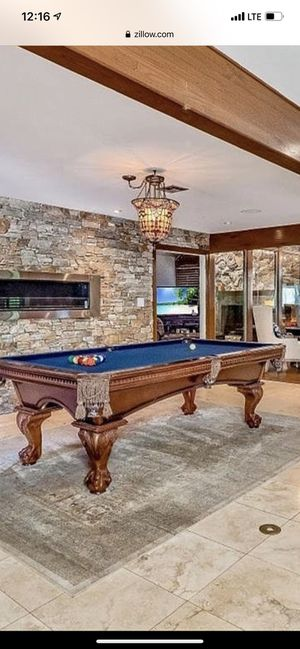 Pool Table for sale for Sale in Fort Myers, FL