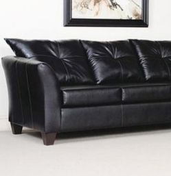 Ebony sofa and loveseat for Sale in Houston,  TX