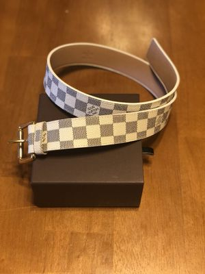 Louis Vuitton Belt 40/100 for Sale in Severn, MD