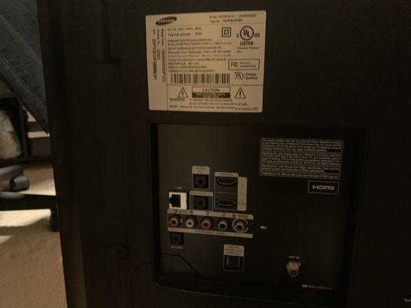 Samsung 40inch Smart TV