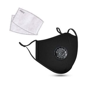 Washable 100% cotton with vent built in➕2pcs filters, black for Sale in St. Louis, MO