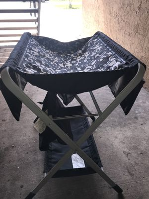 Baby changing table for Sale in Orlando, FL