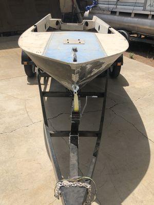14' Texas Maid aluminum fishing boat for Sale in Yucaipa, CA