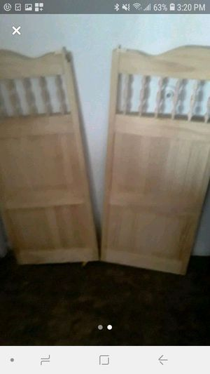 Barn doors for Sale in Las Vegas, NV