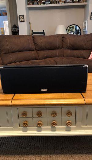 Polk audio center speaker csi a6 for Sale in New Port Richey, FL