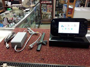 Nintendo Wii U - 32 GB Black Handheld System for Sale in Fort Myers, FL