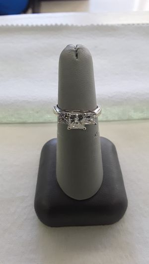 Ring princess cut for Sale in Pueblo, CO