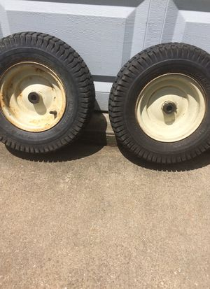 Tires on rims for Sale in Allenwood, PA