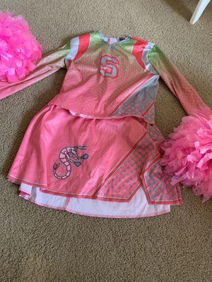 Monster cheer leader Halloween Costume - Disney for Sale in Maple Valley, WA