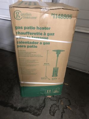 Gas patio heater for Sale in Fresno, CA