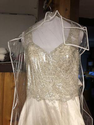 (Never Worn) Allure Bridals Wedding Dress for Sale in Dedham, MA