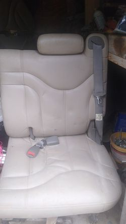 Third row leather seats for Sale in Spout Spring,  VA