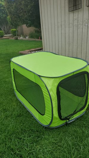 Doggie Travel Collapsible Nylon(?) Crate for Sale in Los Alamitos, CA