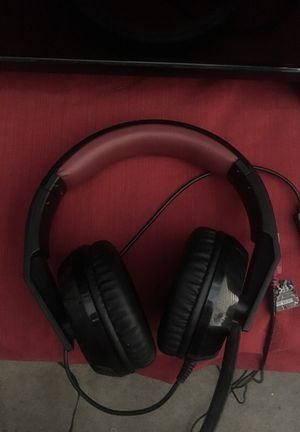 Corsair 7.1 surround sound USB headset for Sale in Chandler, AZ